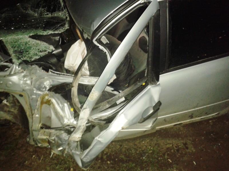 Натрассе «Казань-Оренбург» столкнулись Лада иКамаз: шофёр легкового автомобиля умер