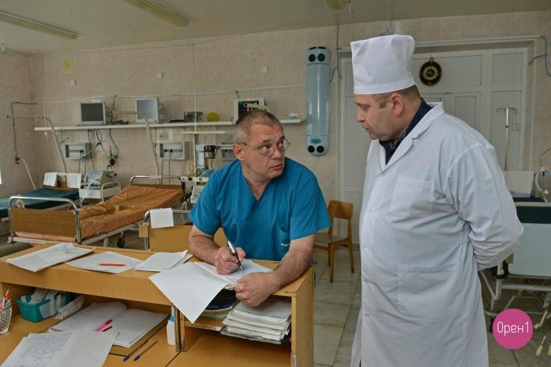 Розы и диагностика. Интервью с главным врачом оренбургского онкодиспансера