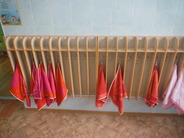 Детская вешалка для полотенца