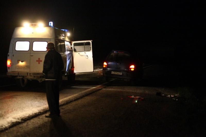 ВОренбурге ищут водителя, который сбил человека и исчез сместа ДТП