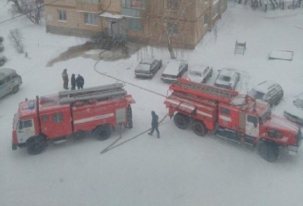 ВБугуруслане напожаре спасли 57-летнего мужчину