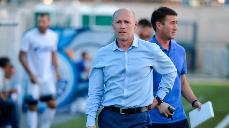 Главный тренерФК «Енисей» назван лучшим наставником ФНЛ всередине сентября