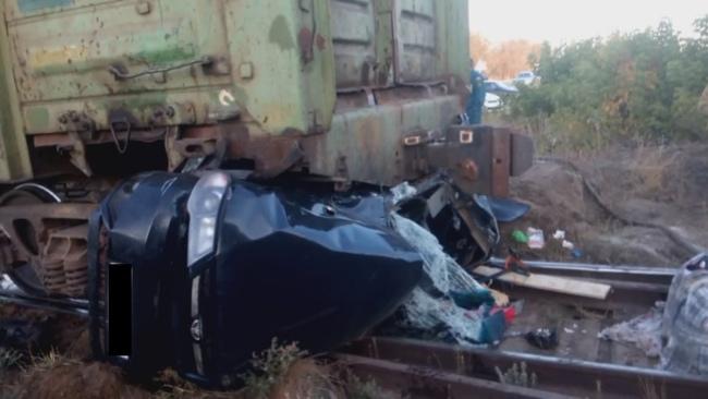 Три человека получили травмы вДТП с«ГАЗелью» вЕкатеринбурге