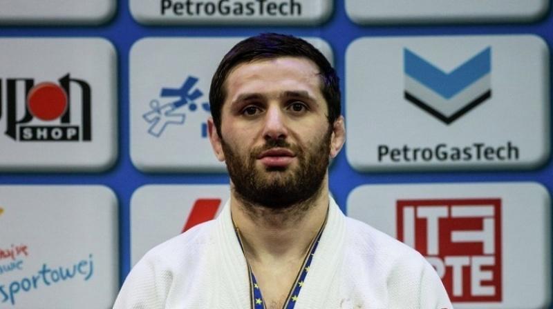 Роберт Мшвидобадзе иИрина Долгова победители огромного шлема вАбу-даби