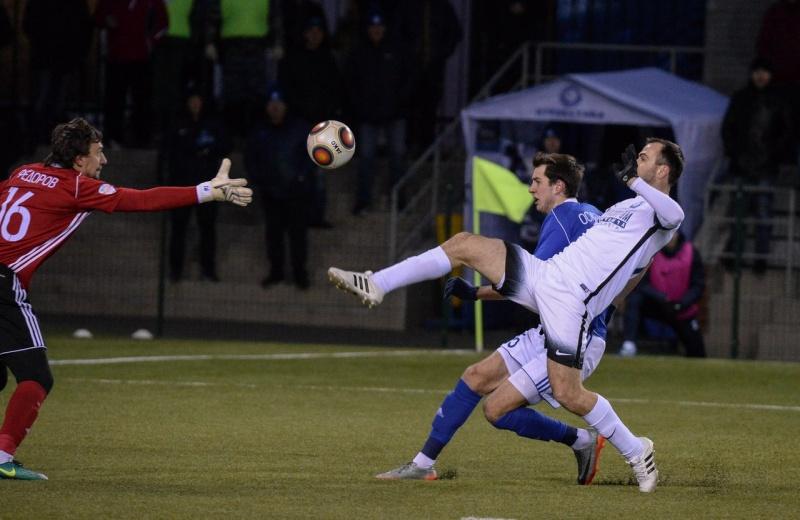 «Оренбург» разгромил «Факел», победив в9-й раз в10 последних матчах ФНЛ