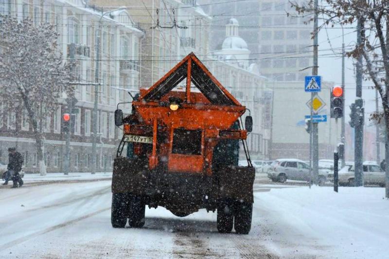 НаОренбургскую область надвигается снежный циклон— МЧС региона