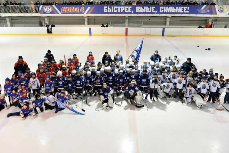 Всероссийский турнир «кубок орлана» по хоккею с шайбой среди младших юношей г.р.