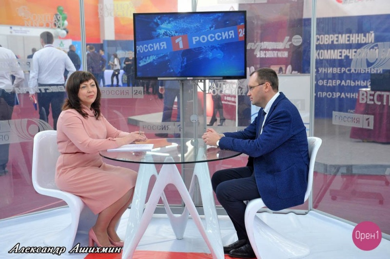 Городская среда и профессии будущего. Репортаж с двух площадок оренбургского бизнес-форума