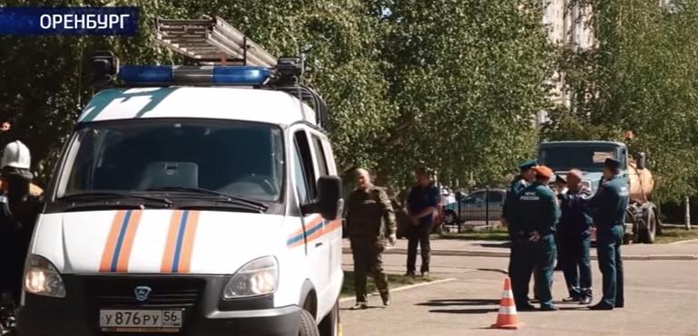Готовность как безопасность. В Оренбурге проверили пожарную безопасность торговых центров -ТК «Регион»