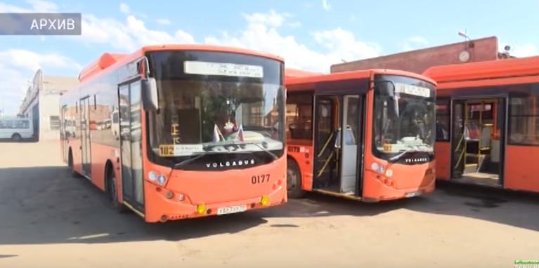 Ждем новые автобусы. Мэрия привезет в город комфортабельные машины — ТК «Регион»