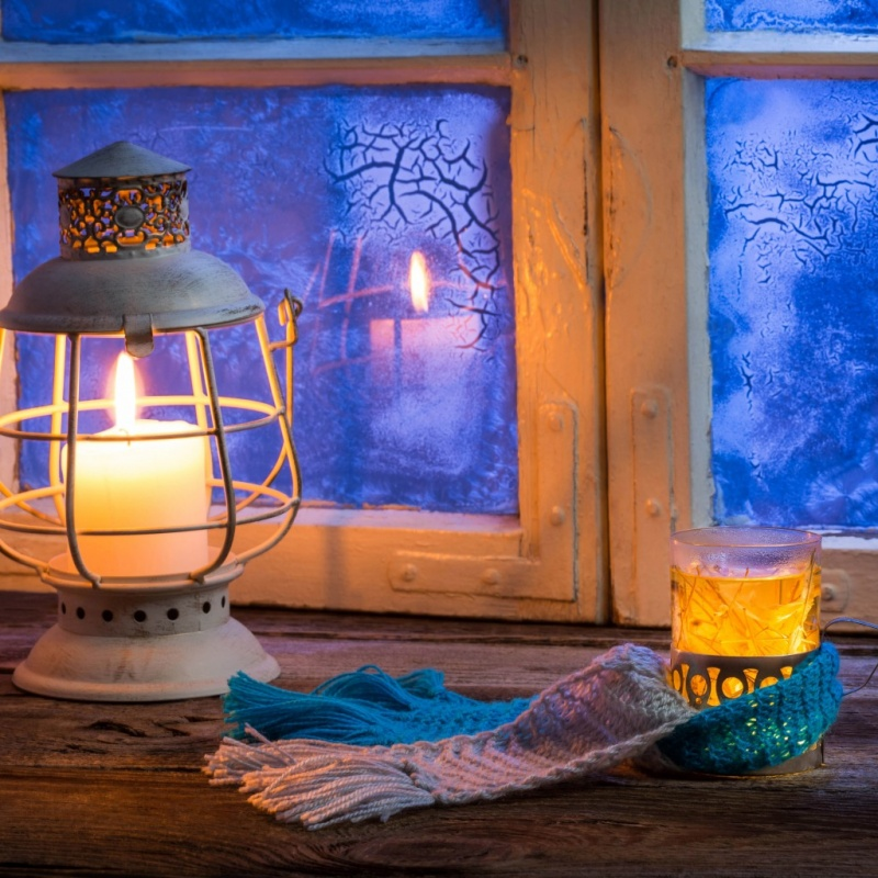 Свеча горела на столе, свеча горела. Информация об отключениях света в Оренбурге 28.11.18 г.