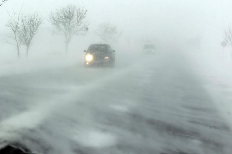 За окном, где кружила метель. Прогноз оренбургской погоды на 29.11.18 г.