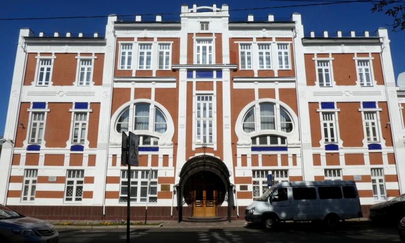 Оренбургский модерн. Фотоподборка Жанны Валиевой