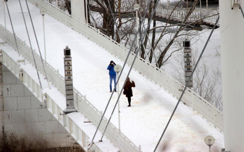Фишки города. Фотопрогулка Жанны Валиевой по символам Оренбурга