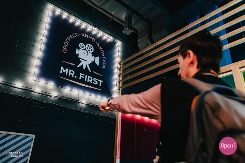 Who is «Мистер Фёст». Как блогеры с новым киноцентром знакомились, видео Орен1
