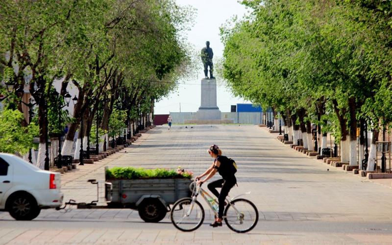 50 оттенков зеленого. Урбанистическая фотоподборка от Жанны Валиевой