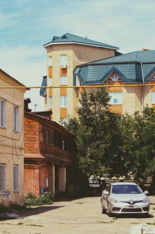 Из окна авто. Оренбургская архитектура в фотоподборке Юлии Лесниковой