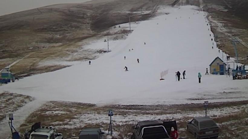 В оренбуржье официально открыли горнолыжный сезон