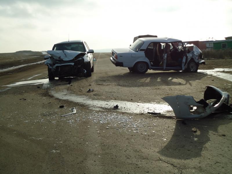 Два человека погибли в ДТП в Северном районе