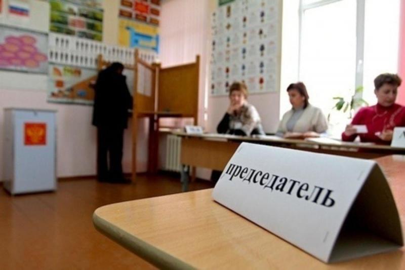 В Орске председатель участкового избиркома подозревается в растрате