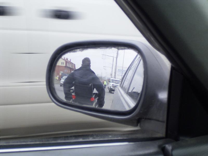 В Оренбурге оштрафуют попрошаек, выдававших себя за инвалидов-колясочников