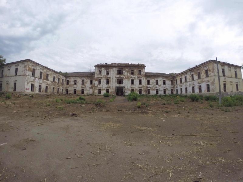 Фото дня: Михайловские казармы будут реставрировать