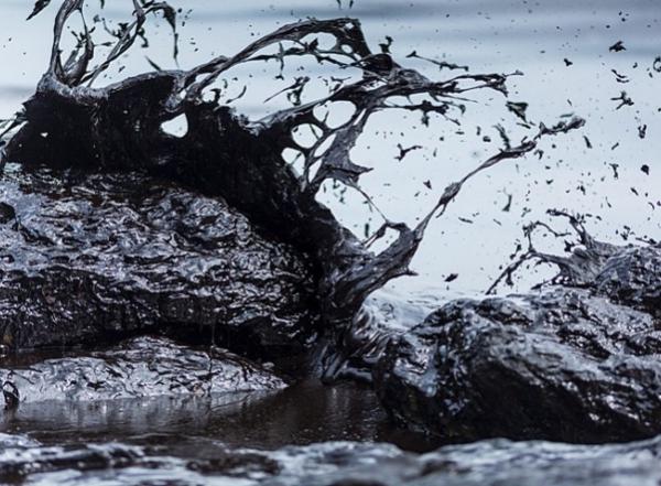 В Бугурусланском районе прорвало нефтепровод