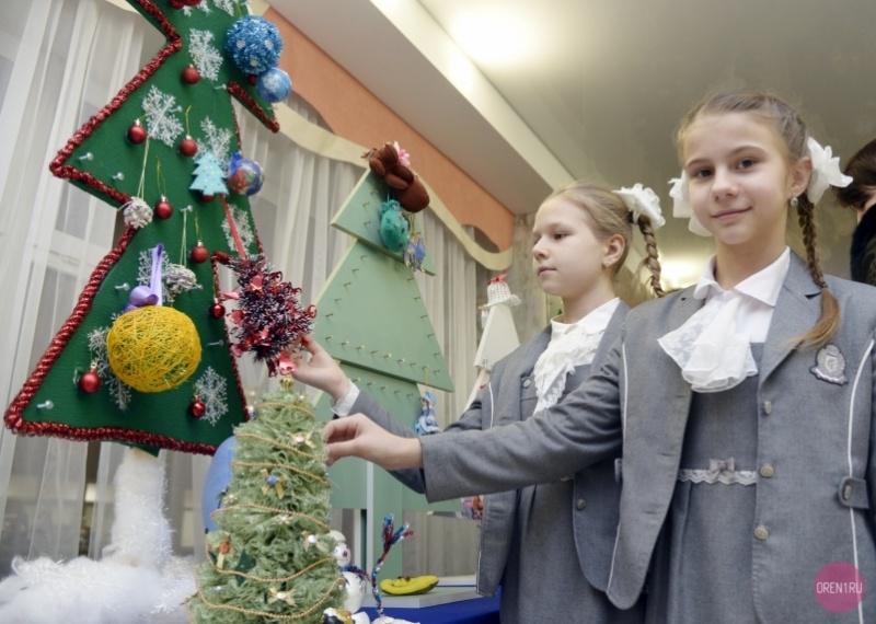 В Оренбурге в канун Нового года прошла благотворительная акция «Подари чудо»