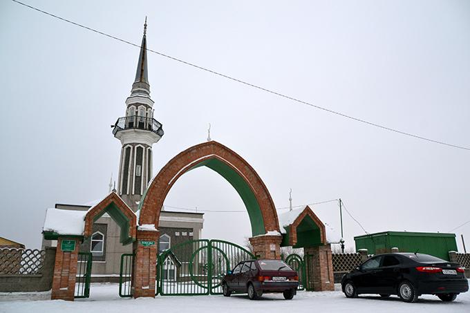 Всемирный день религий в Новотроицке. MAKI39 посетила местную мечеть