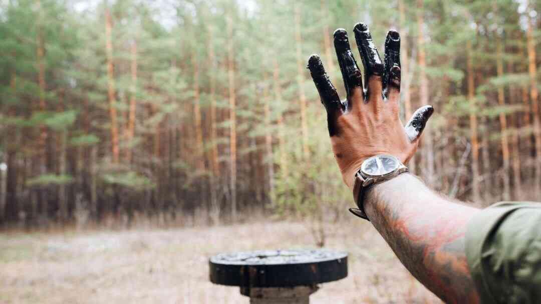 Верх политического цинизма. Телеграм-канал «Грубнеро ||| Оренбург» о добыче нефти в Бузулукском бору