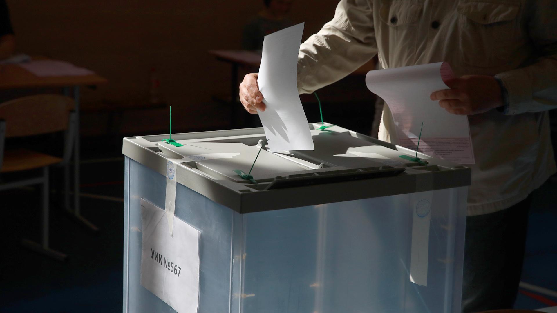 Нет ресурсов. Игорь Комиссарчик о результатах выборов в оренбургский горсовет