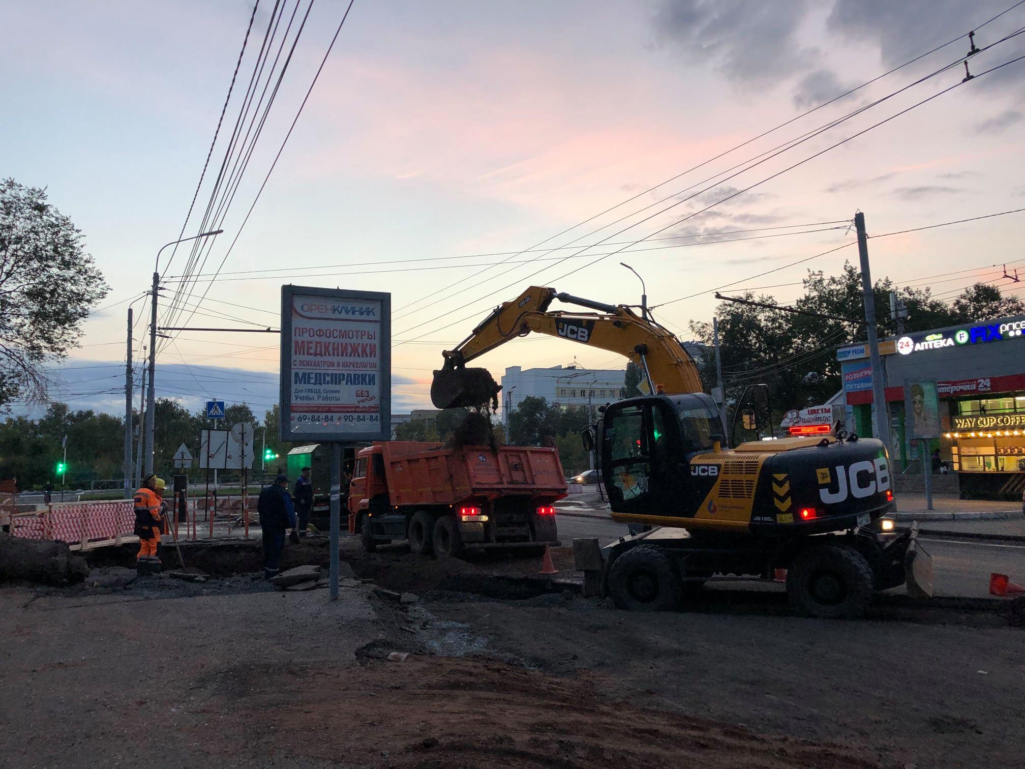 Чемпионат дома инвалидов. Дмитрий Урбанович о готовности ремонта дорог в Оренбурге