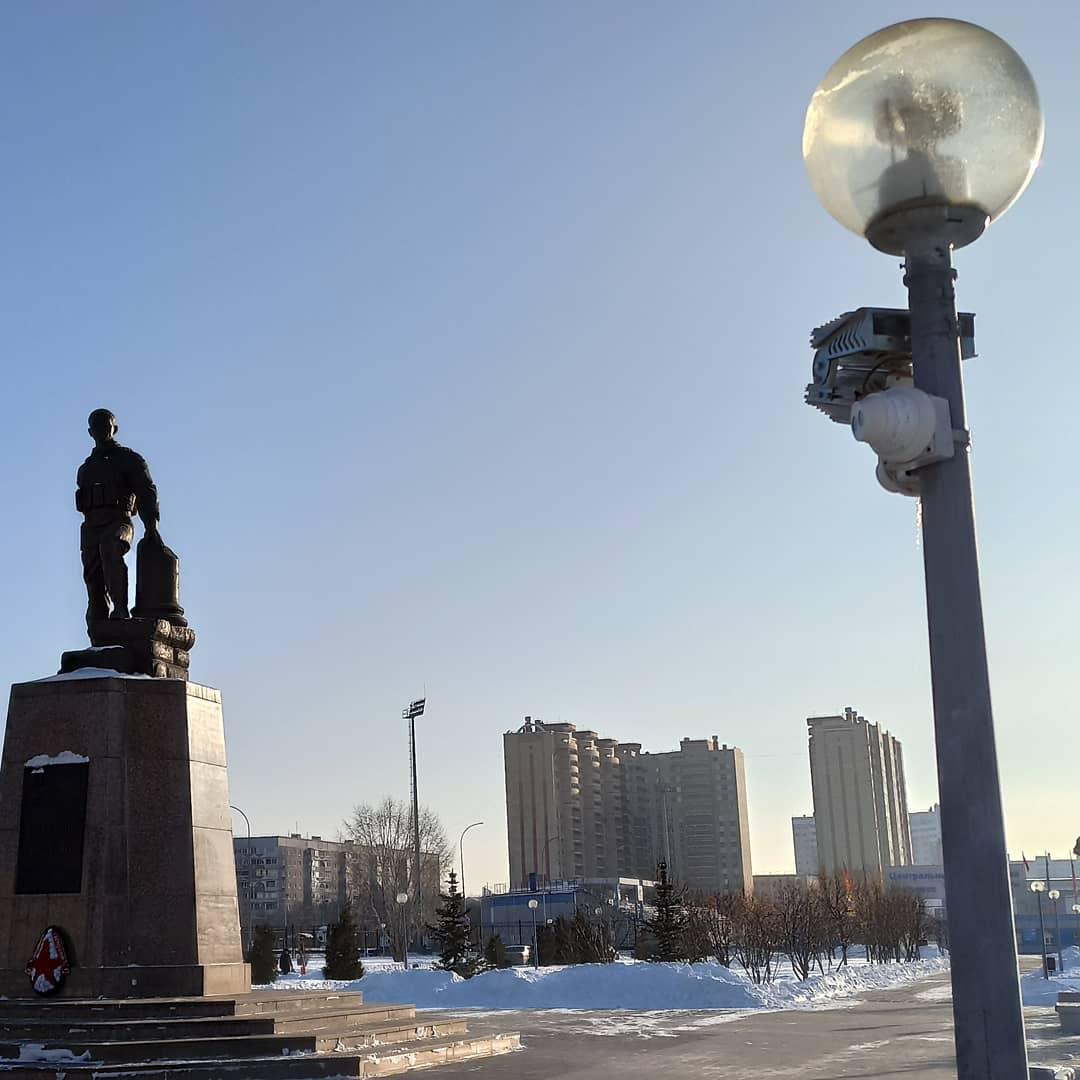 Комфорт и безопасность. В оренбургском парке «Ростелеком» установил камеры видеонаблюдения