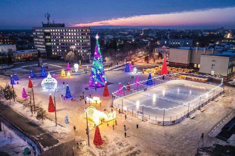 58 миллионов в никуда. Владимир Тишин о праздновании Нового года в Оренбурге