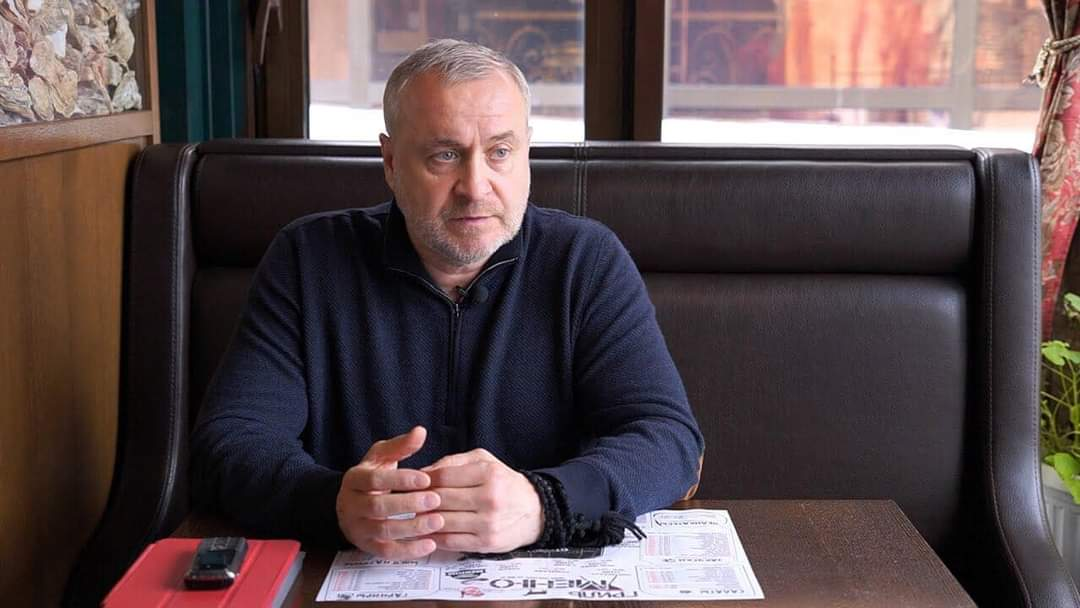 Алексей Маринин: «Хочу поблагодарить всех тех, кто выдержал экзамен человечности и не нарушал указ губернатора ради наживы»
