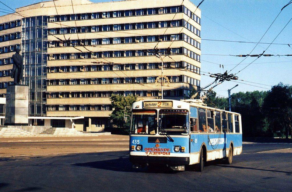 Реальная поддержка. Телеграм-канал «Оренбург | архитектура и урбанистика» о покупке троллейбусов для Оренбурга