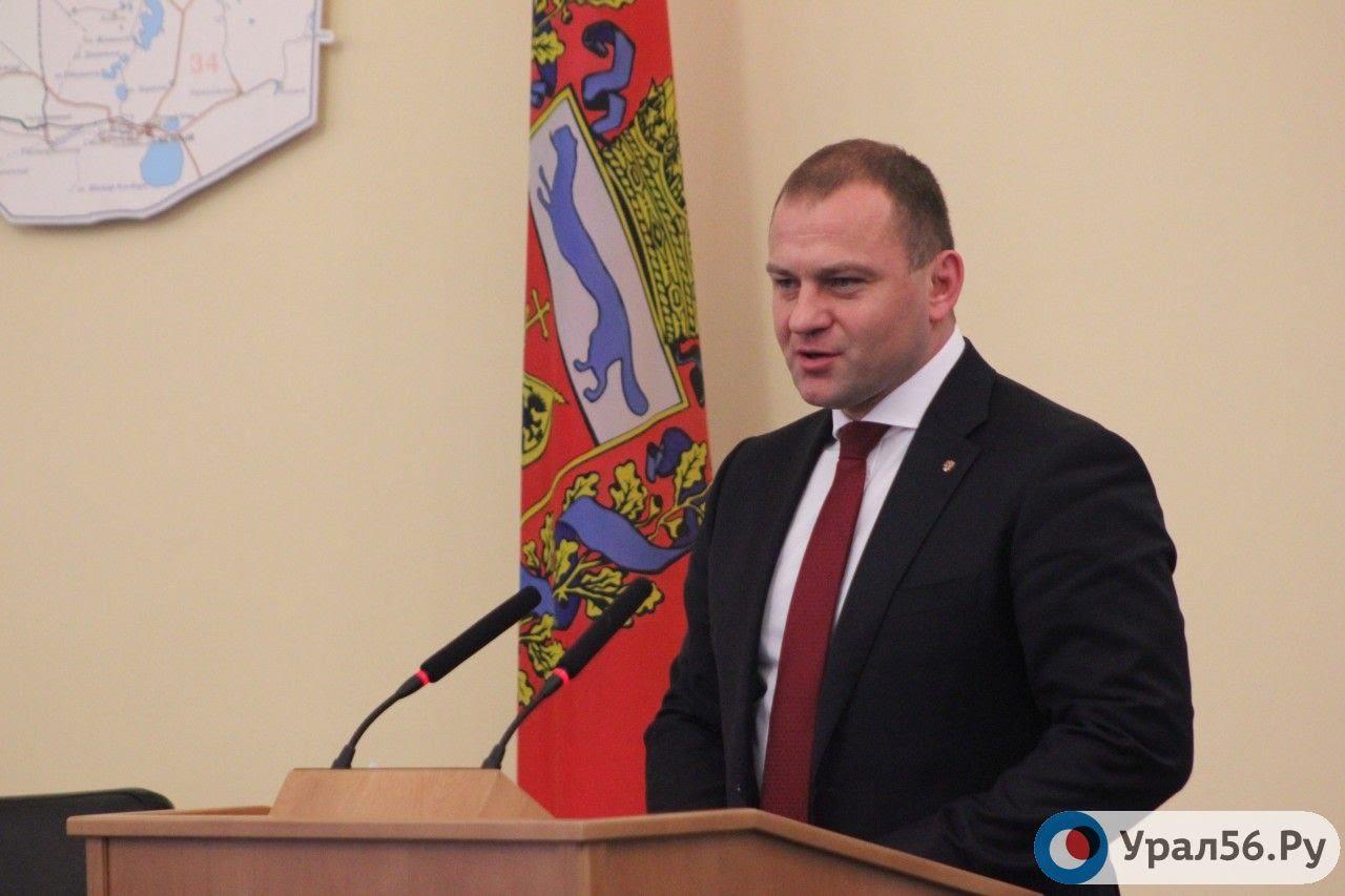Министр спорта Сергей Салмин запланировал участие в выборах в Законодательное собрание