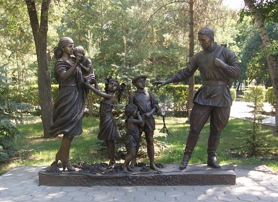 В Оренбурге парк «Салют, Победа!» частично будет работать в майские праздники