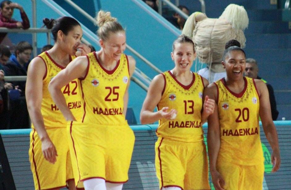 Две баскетболистки оренбургской «Надежды» выступят на Олимпиаде в Токио
