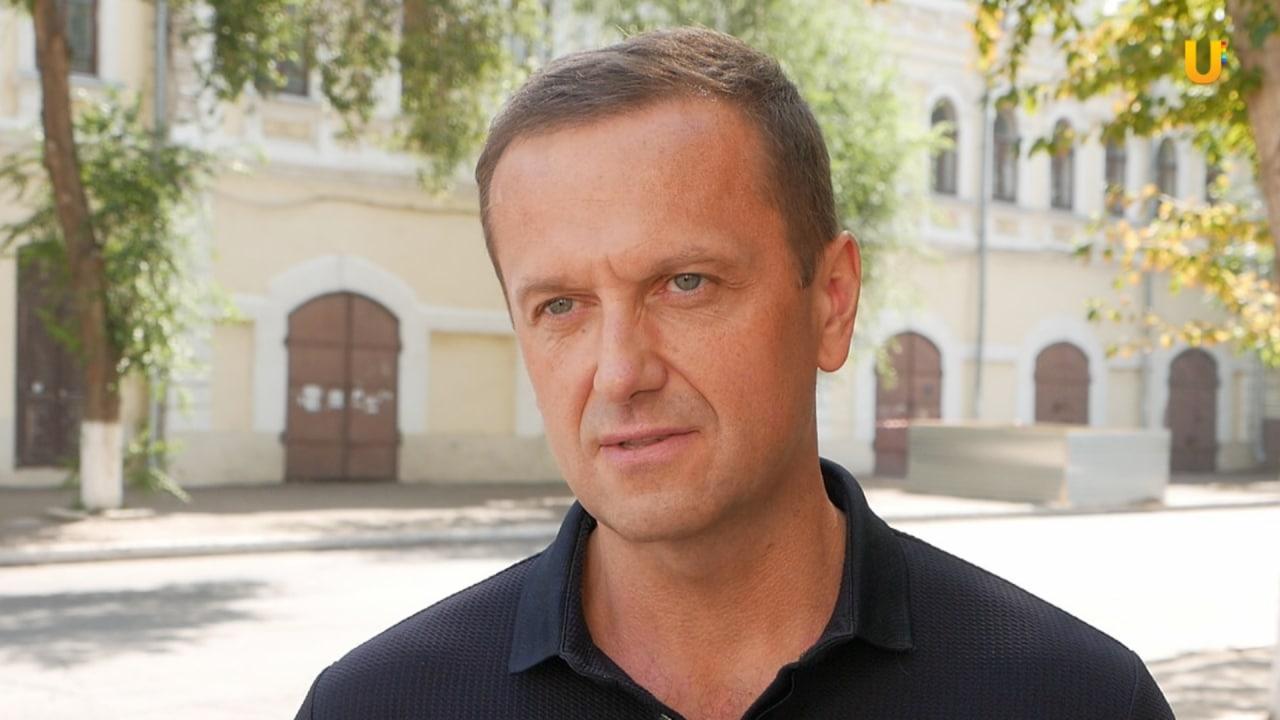 Владимир Ильиных не вышел на работу